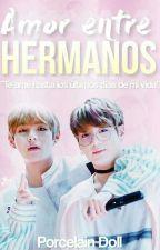 Amor Entre Hermanos Vkook by ClaudiaRojasGomez7