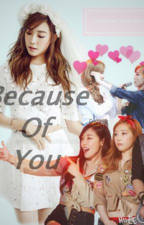 Because Of You [TaeNy - Oneshot] by Lee_Ny