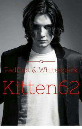 Padfoot & Whitespark  by Kitten62