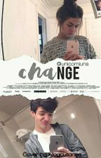 Change ✦ Aaron Carpenter [Book One] by unicorniuns