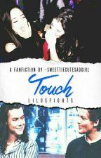 Touch; Camren&Larry by mila_arroyo