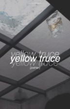 yellow truce » joshler by rxdio-stressed