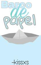 Barco de papel. by -kissxs