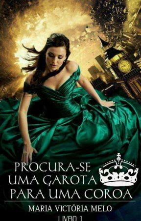 Procura-se uma garota para uma coroa [Livro 1] by MariaVictoria_Melo