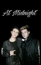 At midnight |Cash Gallas| by SmileForShawn_