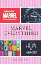 Marvel Everyking by Agentka_Seven