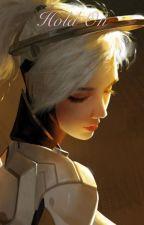 Hold On [ Mercy x Female Reader ] by xxKnbxx