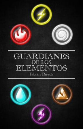 Guardianes De Los Elementos by CrashWolfer
