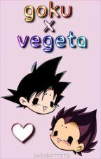 ●○Dibujos Goku x Vegeta 3○● by Kakarottito