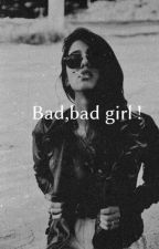 BAD, BAD GIRL! by jbmanonimo