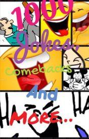 1000 jokes  comebacks and more. . . by hankk2001