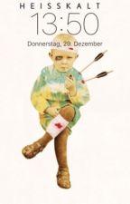Tagebuch der dummen Blondinne  by AnuschkaHZ