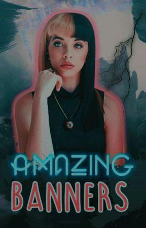 Amazing Banner «Abierto» by AmazingSquad