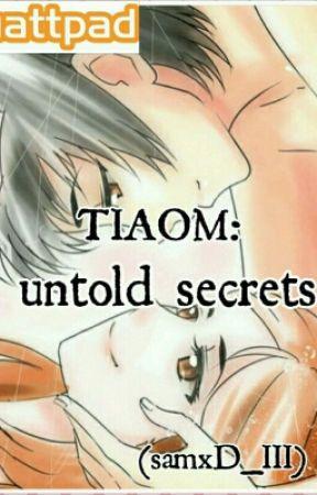 TIAOM: untold secrets (gxg) by samXD_III