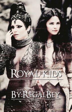 Royal kids by Madalynallen23