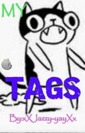 THE BOOK I HATE : tags by xXJazzy-JayXx