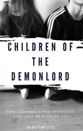 Children Of The Demonlord  by BlueDreamer909