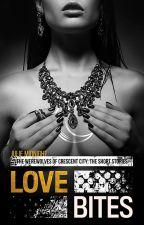 Love Bites: The Werewolves of Crescent City by JulieMidnight