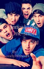 Janoskians One-Shots by ALovelyWriter24