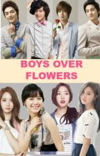 BOYS OVER FLOWERS  by Coffe_book_perfect