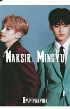 Naksir Mingyu by jaeseok_ah
