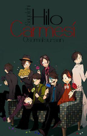 Hilo carmesí | Osomatsu-san by SayoIchi