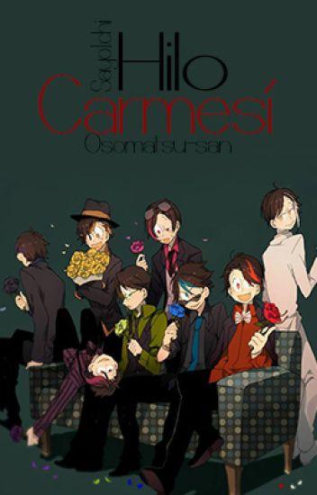 Hilo carmesí | Osomatsu-san