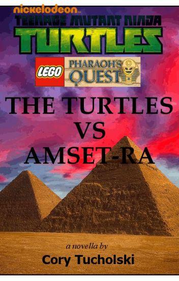 Teenage Mutant Ninja Turtles vs. Amset-Ra