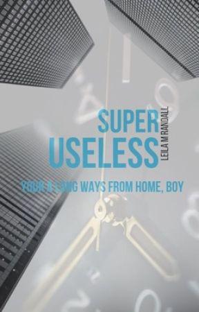 Super-useless  by saphirecthulu