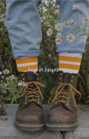 boys in jumpers // phan