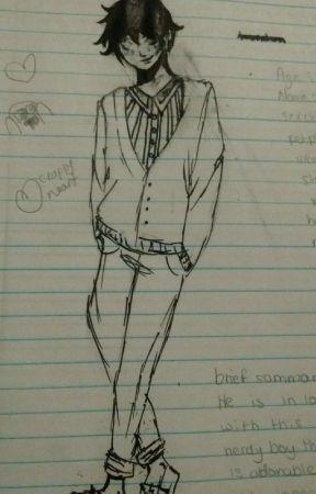 My OCs And Drawings hoi ni hoi ni by creepy_Pastafangirl