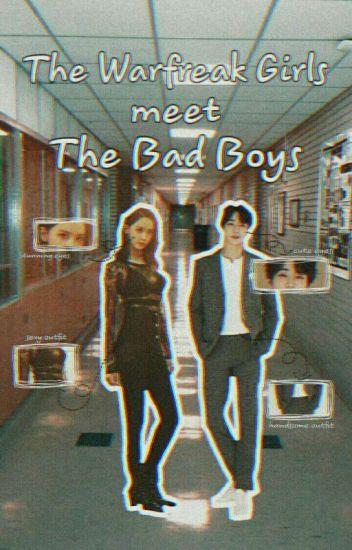 The Warfreak Girls Meet the Bad Boys