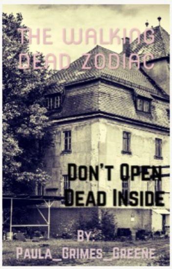 Zodiac The Walking Dead