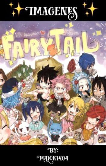 Imágenes de Fairy Tail!!!