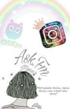Ask.fm x Instagram x Line // Muser by irdnerd-