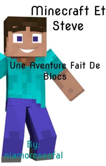Minecraft et Steve
