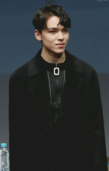 seeing the new boy // hansol vernon chwe