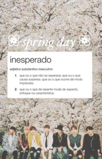 Spring Day ♡ BTS {HIATUS}