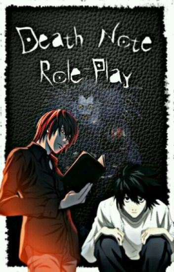 Death Note Role-Play (abierto)
