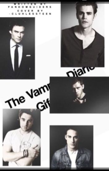 The vampire diaries Gif series
