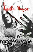 El águila mayor y el canario negro (Altaïr Ib-la-ahad) by Nana-Assassin
