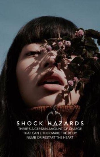SHOCK HAZARDS ▻ KIM JONGHYUN