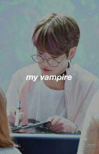 «edit» jjk✘kth ↔ my vampire by bubbletae__