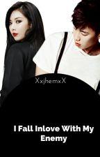 I fall Inlove With My Enemy  by XxjhemxX