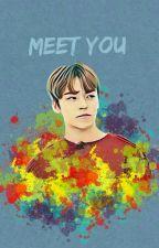 Meet you ☀Vernon ❌ Somi by tachamira