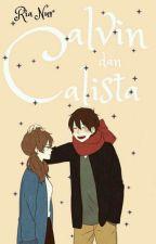 Calvin dan Calista  by Rianurintansari_