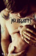No Regrets (Teen-dad Series) by booknerdian