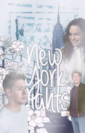New York Nights by horansuniverse