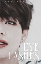 eyelashes || kim taehyung by saturnights