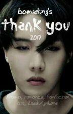 Thank You ❣ 2seok by bamieking